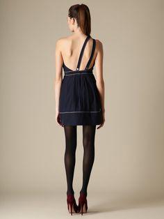 Thread Social - Matte Silk Charmeuse Dress