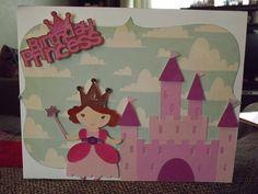Cricut birthday card. bearfolly@yahoo.com Cricut Birthday Cards, Cricut Cards, Cheesecake Desserts, Princess Party, Creative Cards, Cricut Ideas, Card Ideas, Addiction, Card Making