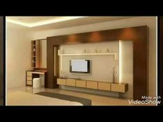 Lcd wall units family rooms that exploit the cornor space open up whatever is lot of the space for more versatile settlement, Wall Unit Designs, Living Room Tv Unit Designs, Tv Unit Decor, Tv Wall Decor, Tv Cabinet Design, Tv Wall Design, Tv Unit Furniture Design, Modern Tv Wall Units, Living Room Partition