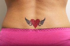 Tribal Tramp Stamp Tattoos | Tribal Tramp Stamp Tattoo Via Yin Designs