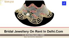Wedding  Bridal Jewellery On Hire in Delhi NCR   Call 9212720755