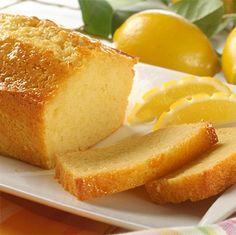 Diabetic Recipes - Quick Lemon Bread