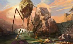 The Elderscrolls III - fan art by OnkelJoe on DeviantArt