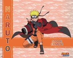 Poster Naruto Shippuden Naruto ermite