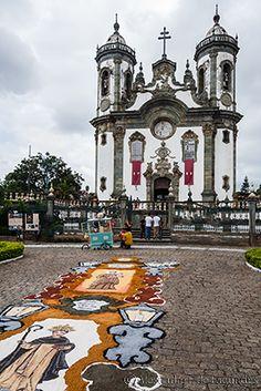 São Francisco Church São João del Rey Minas Gerais Brazil /  © Alexandre F de Fagundes