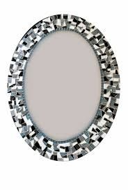 Image result for black mosaic mirror