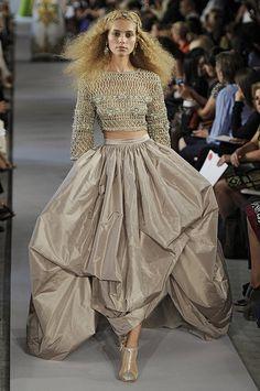 Oscar de la Renta 2012 RTW - love this top!