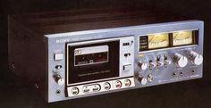 SONY TC-K7BII (1977)