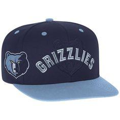a2d864d012b Memphis Grizzlies adidas 2016 NBA Draft Snapback Hat - Navy
