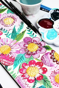 Take a peek inside Alisa Burke's sketchbook with this video! Click to watch.