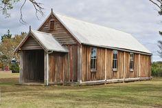 Slab Church The Oaks - Slab hut