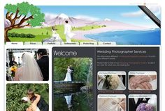 This is a great example of modern web design done properly Modern Web Design, Modern Website, Wedding, Valentines Day Weddings, Weddings, Marriage, Chartreuse Wedding