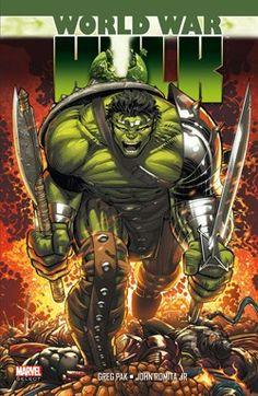 World War Hulk -  Greg Pak, John Romita Jr.