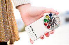iPhone Lens: It's like multiple gifts in one! This rotating lens ($30) comes with nine colorful, playful filters for Instagram-worthy snaps.