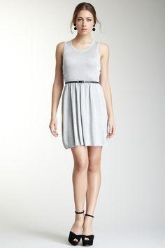 Sleeveless Metallic Dress on HauteLook
