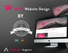 "Check out new work on my @Behance portfolio: ""WEX Website Design (Argoz Company)"" http://be.net/gallery/33447521/WEX-Website-Design-(Argoz-Company)"