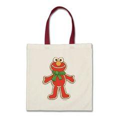Elmo Santa. Regalos, Gifts. #bolso #bag