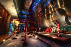 Awesome Lobbies of Beijing -- from #treyratcliff at www.StuckInCustom... - all images Creative Commons Noncommercial.