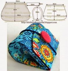 How to make different type of bag The picture below bags of various shapes and line patterns are found , the first one was carried out step by step images to help. (151) No related posts.