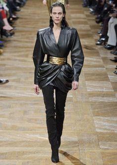Balmain Fall & Winter 2013-2014 Collection: I will be happy to wear every piece from this collection