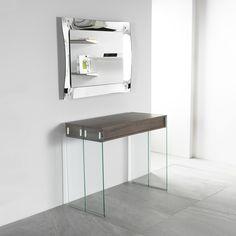 Tavolo Vetro Allungabile Ikea.Consolle Allungabile Ikea Cerca Con Google Mobiles Tavolo