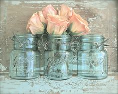 ... Shabby Chic colors on Pinterest  Shabby chic art, Still Life and