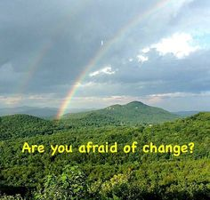 Are you afraid of change? For years, I hated it. I can remember as a little 10-year-old girl moving from my home to a town where I knew no one. I can still feel the pain and the tears streaming down my face as I looked out the back window of my parents' car as we pulled away from the little neighborhood I had known for so long. I felt as if my world was falling apart.  Have you ever experienced that kind of sadness when something changed in your life? Read more: http://ow.ly/4mRYju