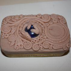 Polymer clay tins..