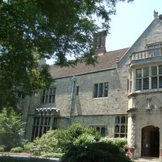 Coe Hall at Planting Fields Arboretum, Oyster Bay