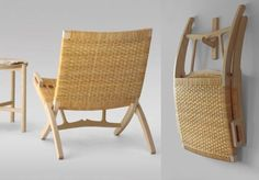 Hans Wegner Folding chair designed in 1949