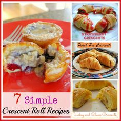 7 Simple Crescent Roll Recipes