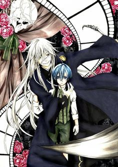 Ciel and Undertaker