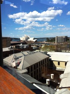 The Glenmore rooftop - Sydney