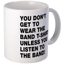 band mugs - Google zoeken