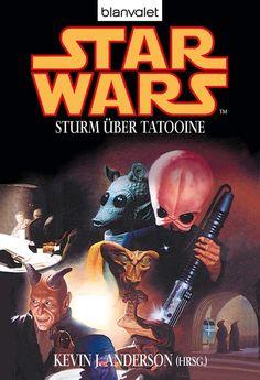 Der Spaceport von Mos Eisley auf Tatooine gehört zu den gefährlichsten Plätzen des Universums. Hier trifft sich der Abschaum der Galaxis - Schurken, Söldner, Halsabschneider, Killerdroiden, Waffenhändler und Attentäter. Pangalaktisches Gesindel, das vor nichts zurückschreckt - außer vor Jabba dem Hutt, dem monströsen Despoten, der nichts mehr liebt, als Unschuldige an den blutrünstigen Rancor zu verfüttern.  Sturm über Tatooine - sechzehn Stories mit allem, was Star Wars berühmt gemacht hat.