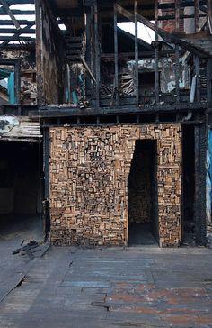 Catie Newell - Salvaged Landscape