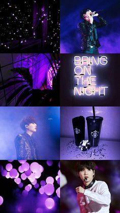 New bts wallpaper aesthetic purple Ideas Jimin, Min Yoongi Bts, Min Suga, Bts Bangtan Boy, Bts Wallpaper Desktop, Bts Wallpapers, Wallpaper Iphone Cute, Purple Wallpaper, Wallpaper Quotes