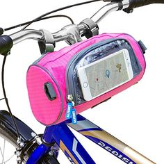 Bike Bag Front Storage Mobile Phone Bag General Motorcycle Electric Vehicle FD