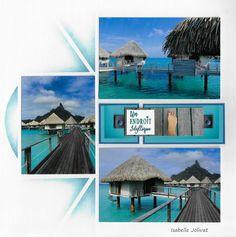 Un endroit idyllique Bora Bora, Gazebo, Photos, Outdoor Structures, Beach, Zurich, Album, Style, Template