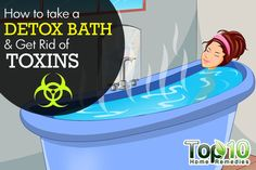 Epson Salt and Baking soda detox Bath In addition to its terrific detoxification effects, this bath will clear up any chest and nasal passage congestion, and soothe aching joints and muscles. This bath is guaranteed to cleanse your system and help you sleep like a baby. Detox Bath 3 – Baking Soda & Epsom Salt Epsom Salt While
