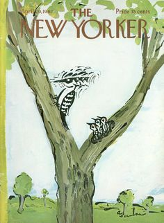 The New Yorker - Saturday, April 29, 1967 - Issue # 2202 - Vol. 43 - N° 10 - Cover by : Abe Bimbaum