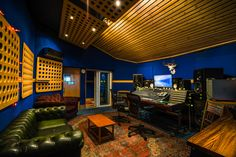 Recording Studio 1 images — Brighton Electric Recording Company