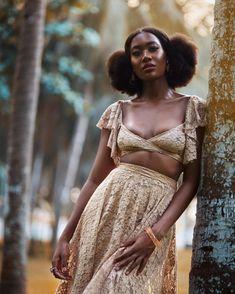 Efik Zara is Basically THE Ultimate Travel Style Inspiration Black Girl Aesthetic, Aesthetic Photo, African Girl, African Beauty, African Style, Black Girl Magic, Black Girls, Photography Women, Portrait Photography