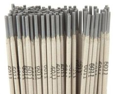Discovering the 6011 and 6010 Welding Rod Sizes (+Chart! Welding Classes, Welding Jobs, Diy Welding, Welding Table, Metal Welding, Welding Ideas, Stick Welding Tips, Welding Shop, Welding Crafts