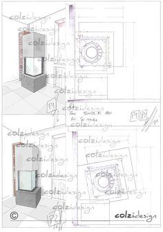 55x55 K Austroflamm #montexport #colzidesign #austroflamm www.sergiocolzi.it
