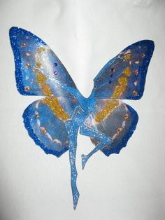 Fire Dance Butterfly-I'm gonna figure out how to incorporate the butterfly part into my tattoo