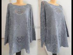 Crochet Patterns| for free |crochet tops patterns| 1281