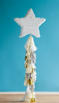 diy : Tutorial ● Star Pinata