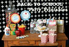 50 BEST Back to School Celebration Ideas! I Heart Nap Time   I Heart Nap Time - Easy recipes, DIY crafts, Homemaking