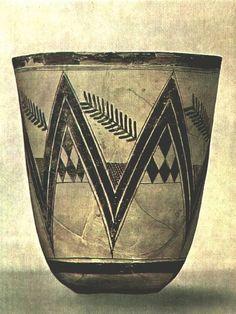 Beautiful old bowl***Aztec. .